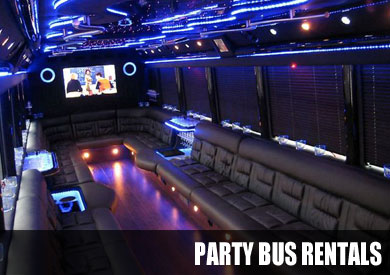Laredo Party Bus Rental