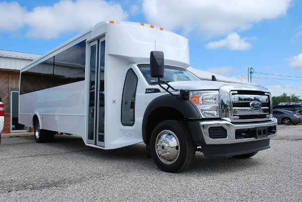 22 Passenger Party Bus Rental Laredo