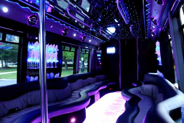 22 People Party Bus Limo Laredo
