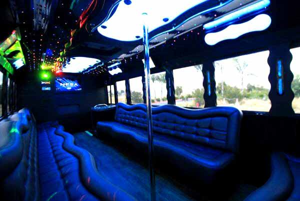 40 People Party Bus Laredo