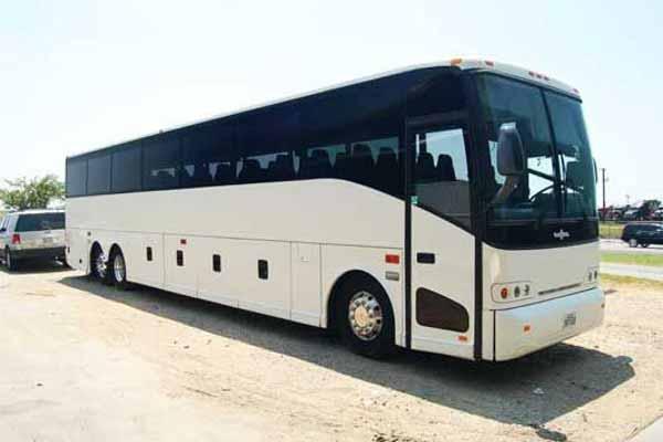 50 Passenger Charter Bus Laredo